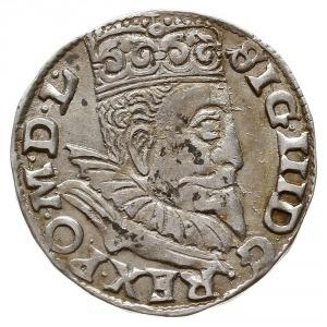 trojak 1599, Wschowa, Iger W.99.2.-/a, nieco odmienny u...