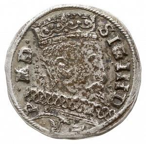 trojak 1601, Wschowa, Iger W.01.5.a/b (R), rzadszy typ ...