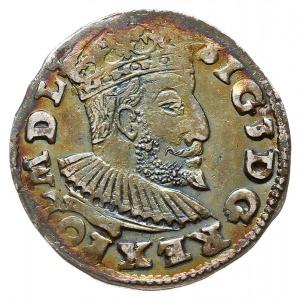 trojak 1595, Lublin, Iger L.95.3.b (R2)