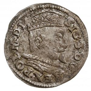 trojak 1595, Lublin, Iger L.95.6.b (R), bardzo ładny