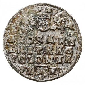 trojak 1597, Lublin, Iger L.97.6.a (R4), bardzo rzadki