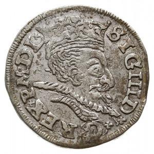 trojak 1598, Lublin, Iger L.98.4.-/d, nowa odmiana - dw...