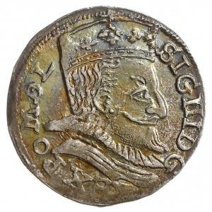 trojak 1598, Lublin, Iger L.98.6.a/b (R)