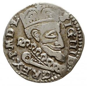 trojak 1601, Lublin, Iger L.01.1.c, ładny