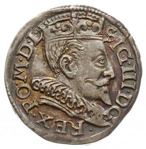 trojak 1593, Wilno, Iger V.93.3.b, piękny