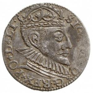 trojak 1590, Ryga, Iger R.90.2.c (R2), Gerbaszewski 16,...