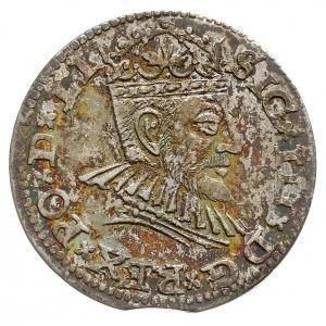 trojak 1591, Ryga, Iger R.91.1.d