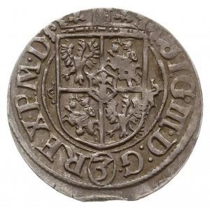półtorak 1620, Ryga, odmiana z herbem Lis w napisie oto...