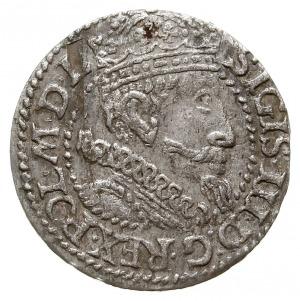grosz 1614, Bydgoszcz, moneta z popiersiem króla, PN.80...