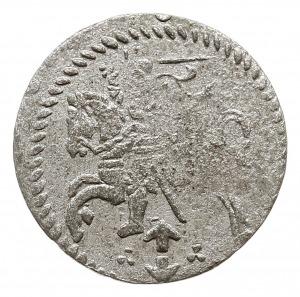 dwudenar 1607, Wilno, odmiana z herbem Bogoria bez kart...