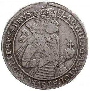 talar 1640, Toruń, Aw: Półpostać króla w prawo i napis ...