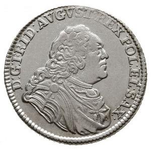 1/6 talara (4 grosze) 1763 EDC, Lipsk, Kahnt 566, Merse...