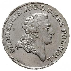 dwuzłotówka 1781, Warszawa, Plage 333, H-Cz. 3243, Bere...