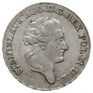 dwuzłotówka 1783, Warszawa, Plage 335, H-Cz. 3261, Bere...