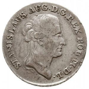 dwuzłotówka 1787, Warszawa, Plage 339, H-Cz. 3291, Bere...
