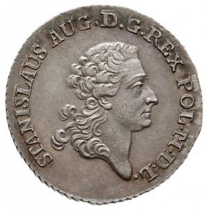 złotówka 1781, Warszawa, Plage 289, H-Cz. 3244, Berezow...