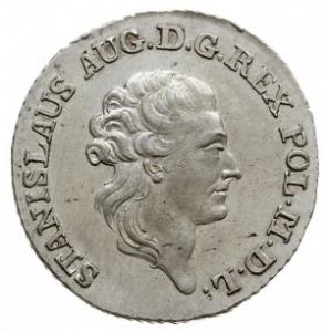 złotówka 1783, Warszawa, Plage 291, H-Cz. 3262, Berezow...
