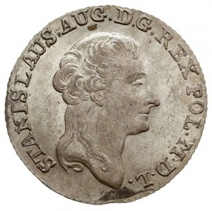 złotowka 1794, Warszawa, odmiana z napisem 83 1/2, Plag...