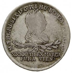 30 krajcarów 1776, Wiedeń, Plage 9, Eypeltauer 234, Her...