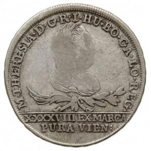30 krajcarów 1777, Wiedeń, Plage 10, Eypeltauer 234, He...