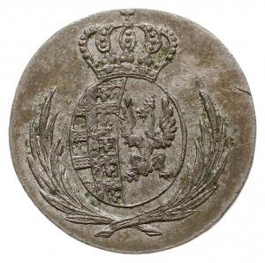 5 groszy 1811, Warszawa, odmiana z literami I.B., Plage...