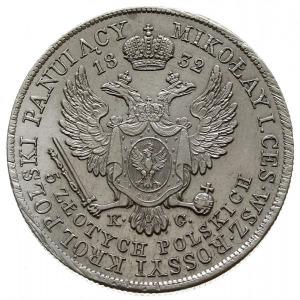 5 złotych 1832, Warszawa, Plage 41, Bitkin 989, Berezow...