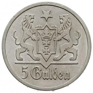 5 guldenów 1927, Berlin, Kościół Marii Panny, Jaeger D....