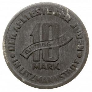10 marek 1943, Łódź, Jaeger L.4a, Parchimowicz 15c, mag...