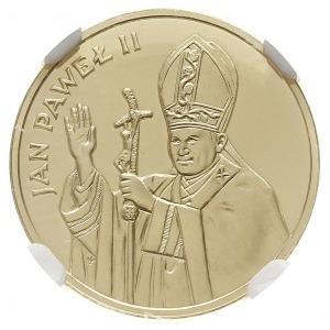 1.000 złotych 1985, Szwajcaria, Jan Paweł II, złoto, Pa...