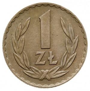 1 złoty 1949, Warszawa, Parchimowicz 212.a, miedzioniki...