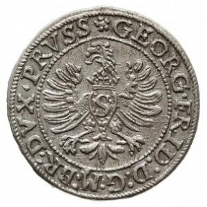 grosz 1597, Królewiec, Neumann 58, Henckel 3176, Slg. M...