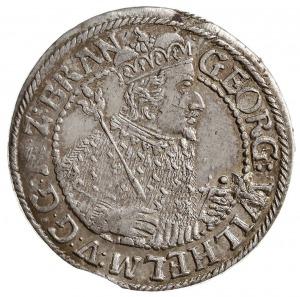 ort 1624, Królewiec, wariant bez znaków mennicy, Olding...