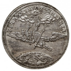 1/8 talara 1716, wybita z okazji narodzin Leopolda Jana...