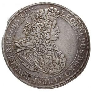 talar 1702 FN, Opole, Aw: Popiersie w prawo i napis wok...