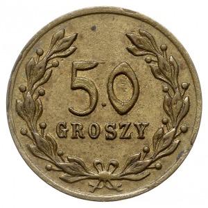 Łódź - 50 groszy Kasyna Podoficerskiego 28. Pułku Piech...