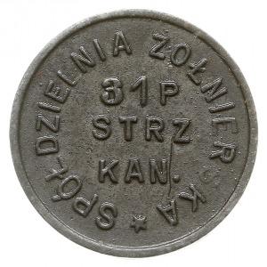 Łódź - 10 groszy Spółdzielni Żołnierskiej 31. Pułku Str...