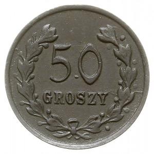 Łódź - 50 groszy Spółdzielni Żołnierskiej 31. Pułku Str...