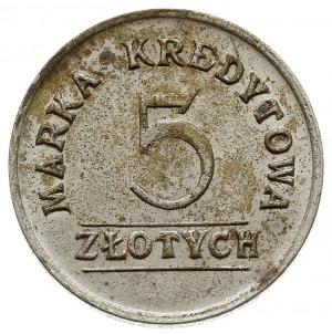 Łódź - 5 złotych  Spółdzielni Żołnierskiej 31. Pułku St...