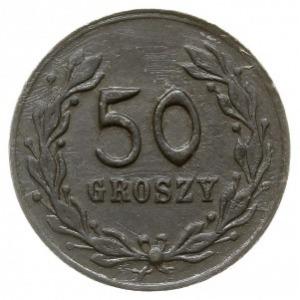 Łódź - 50 groszy Spółdzielni 10. Kaniowskiego Pułku Art...