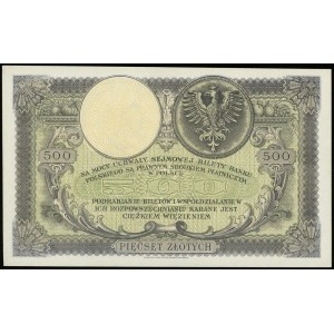 500 złotych 28.02.1919, seria A, numeracja 1897563, Luc...