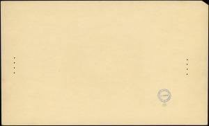 próbny druk kolorystyczny strony głównej banknotu 50 zł...