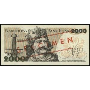 2.000 złotych 1.05.1977, seria G, numeracja 0000031, cz...