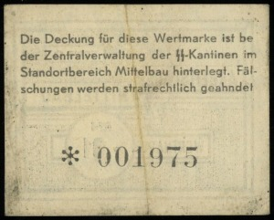 bony na 0.01, 0.10 i 2 marki, serie i numeracje Q 00197...