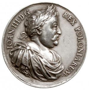 medal autorstwa Jana Höhna młodszego, wybity z okazji z...