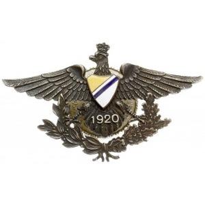 odznaka pamiątkowa 27 Pułku Ułanów im. Króla Stefana Ba...