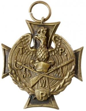 odznaka pamiątkowa Związku Towarzystw Powstańców i Woja...