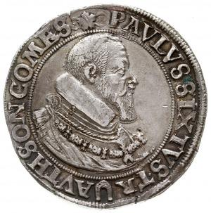 talar 1620, Wiedeń, Dav. 3423, Donebauer 3949-3950 (ale...
