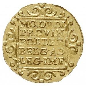 dukat 1647, Utrecht, Delm. 963, Purmer Ut24, Fr. 284, z...