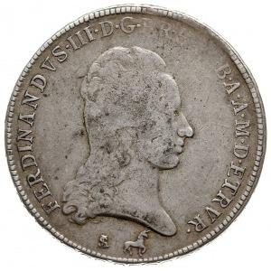 10 paoli (francescone) 1794, Florencja, Dav. 1521, CNI ...