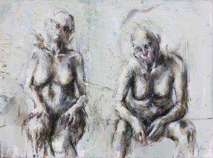 Monika Noga, Conversation IV, 2019